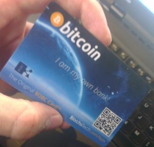 Harware Bitcoin Wallet