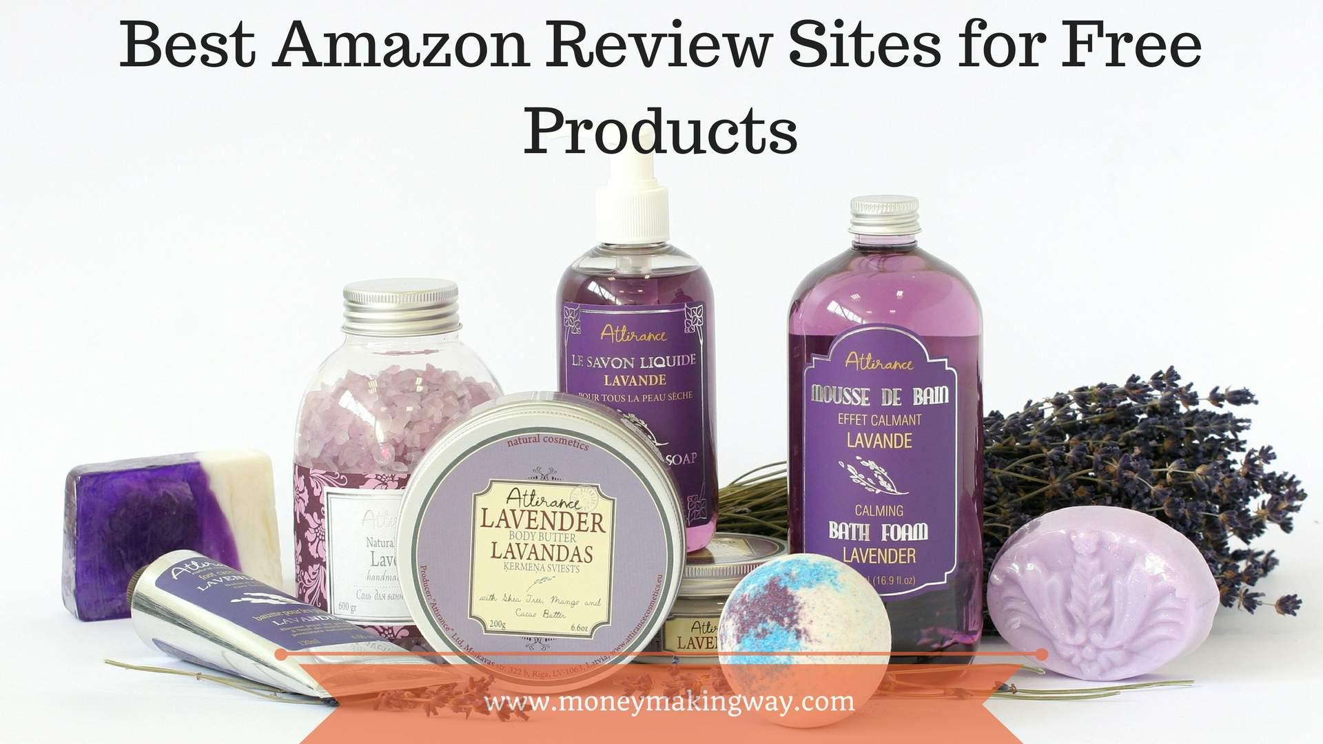 Amazon Review sites