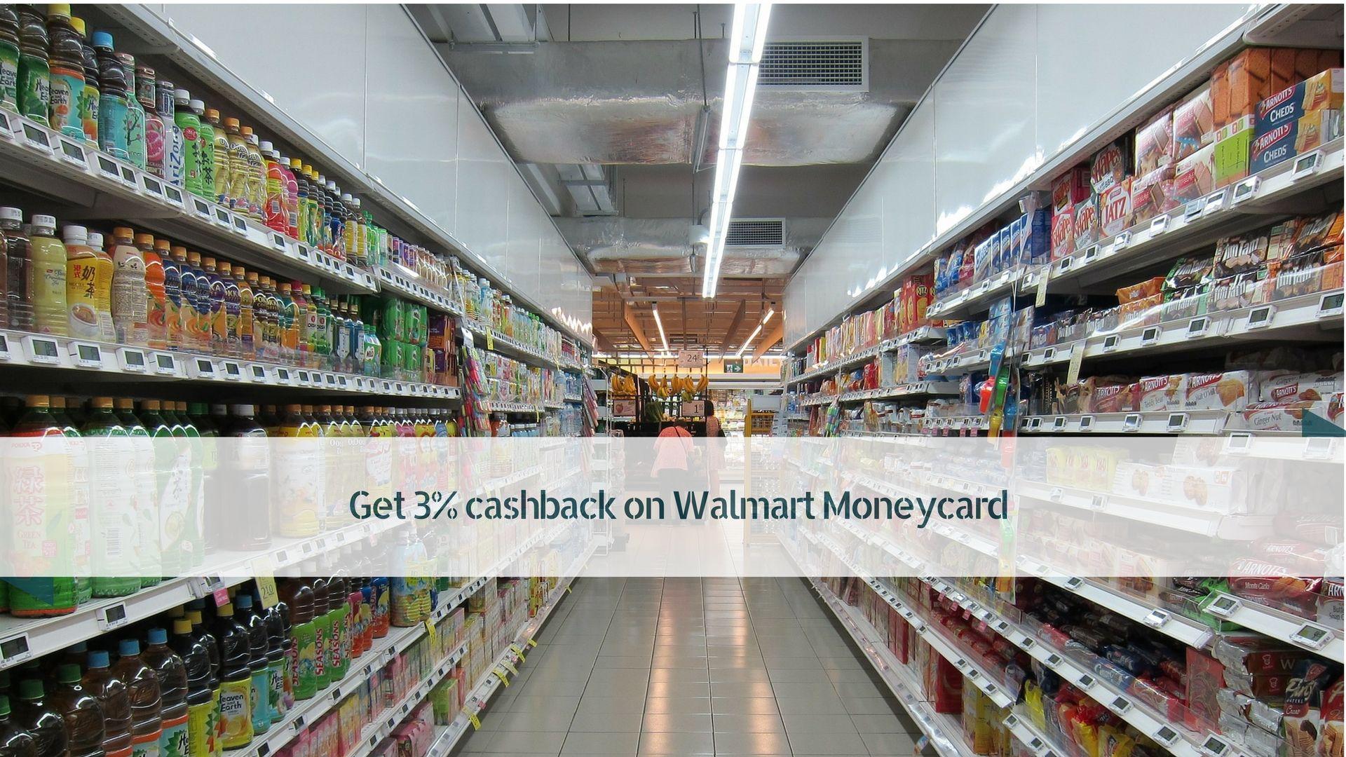 Walmart Moneycard