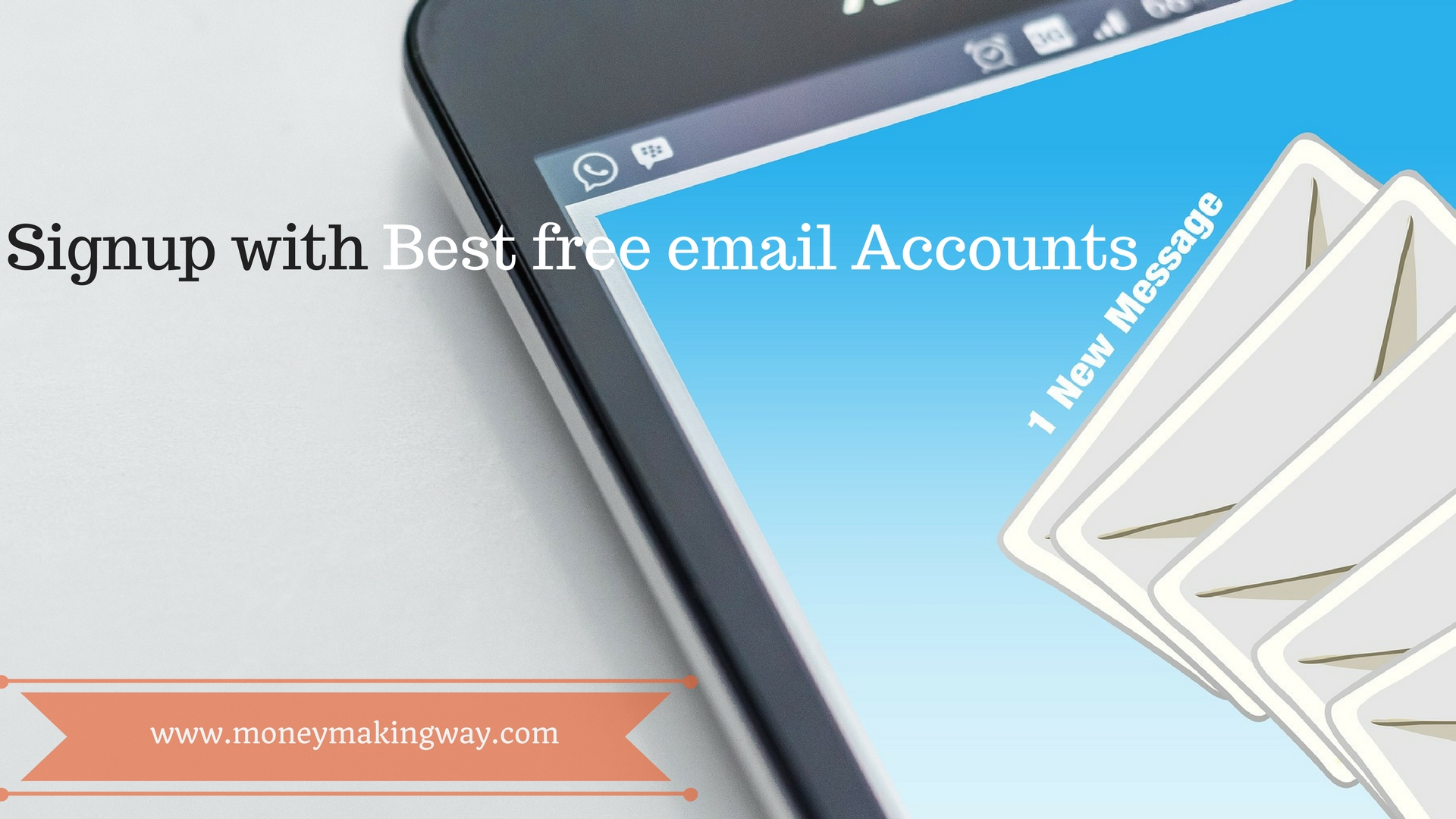 Free email accounts