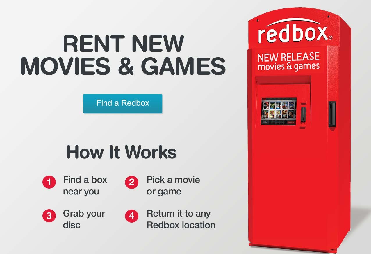 Free Redbox Codes