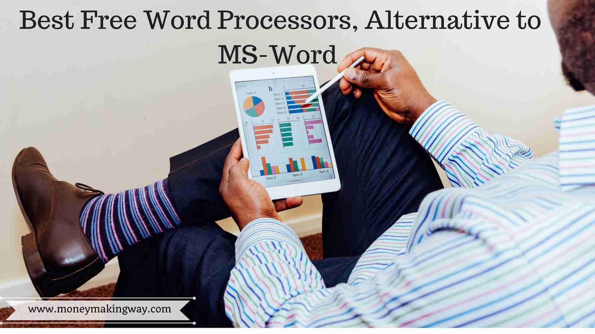 Free word processors
