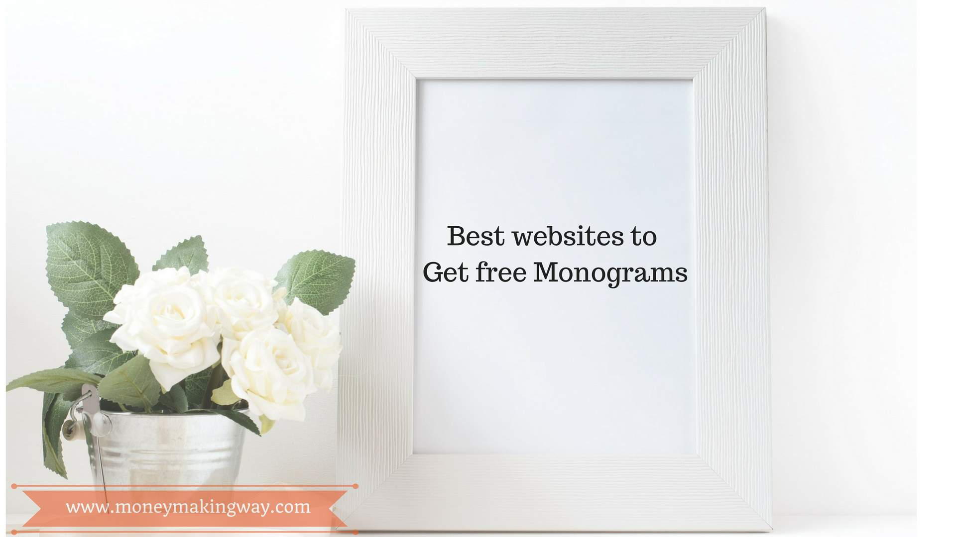 Free Monograms
