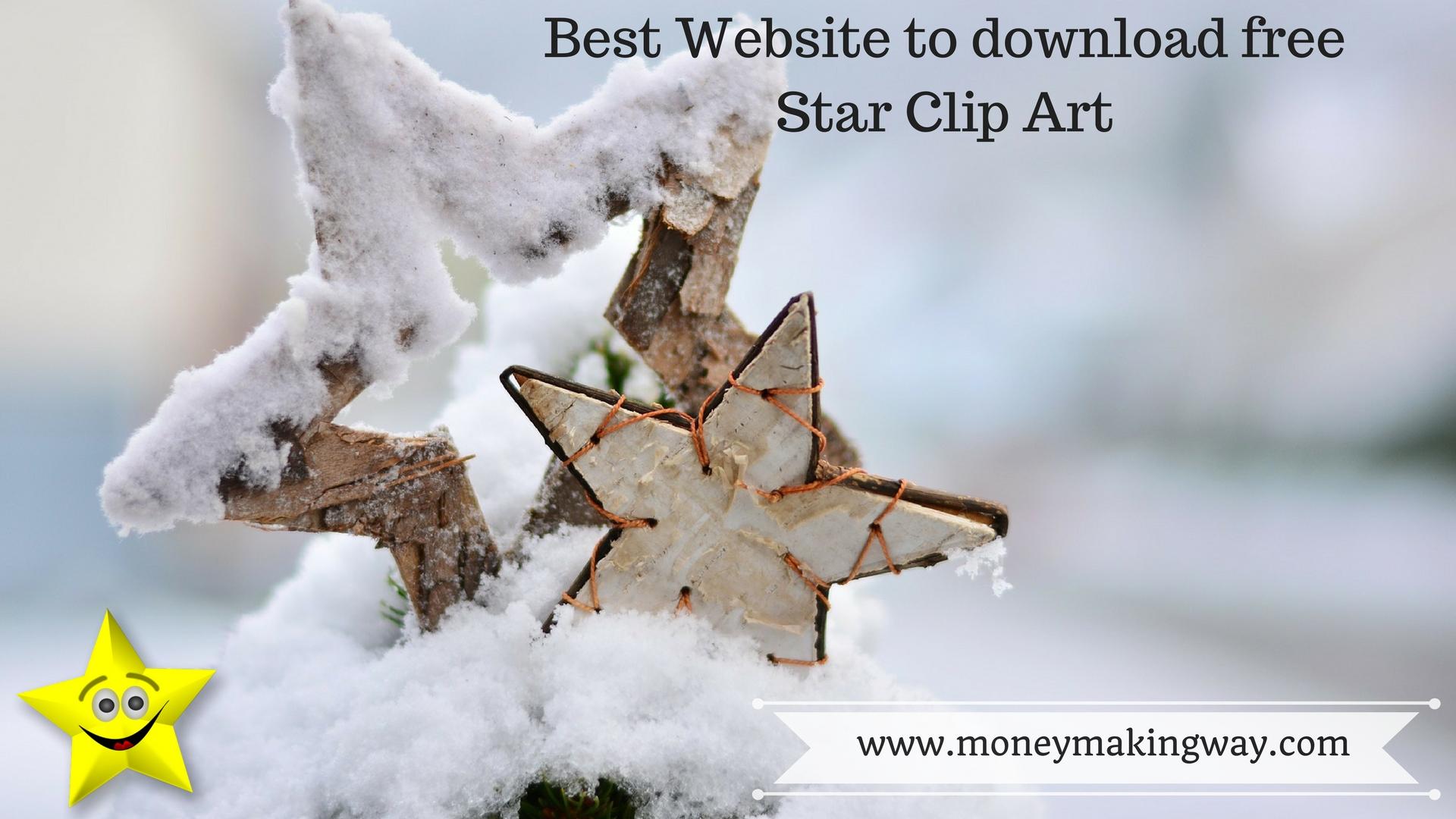 5 Best places to download Star clip Art - sheknowsfinance