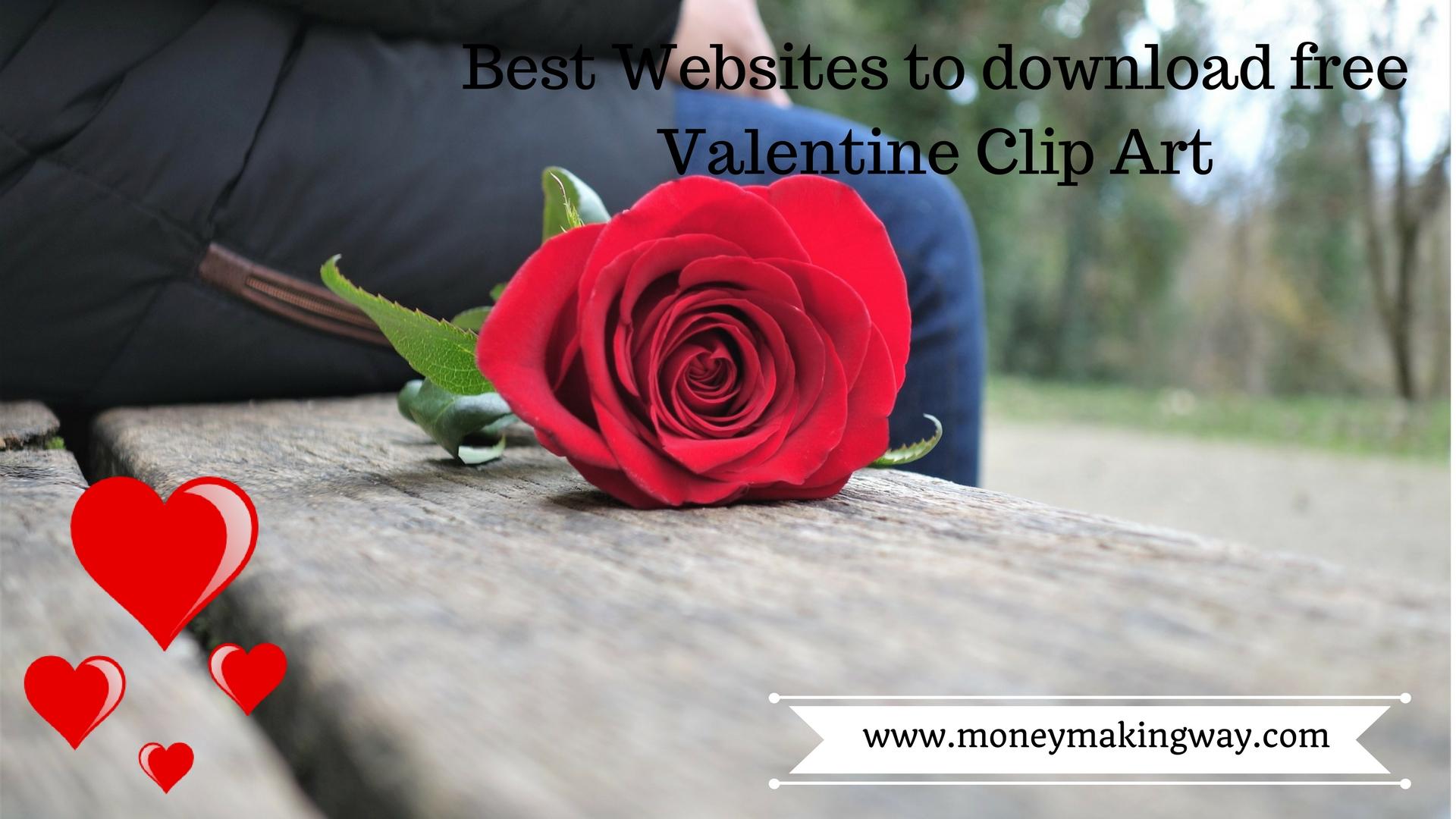 Free Valentine clip art