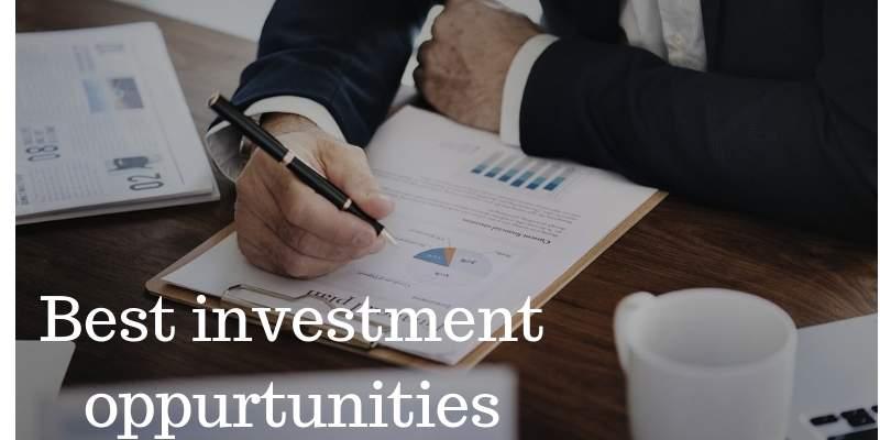 investment oppurtunities
