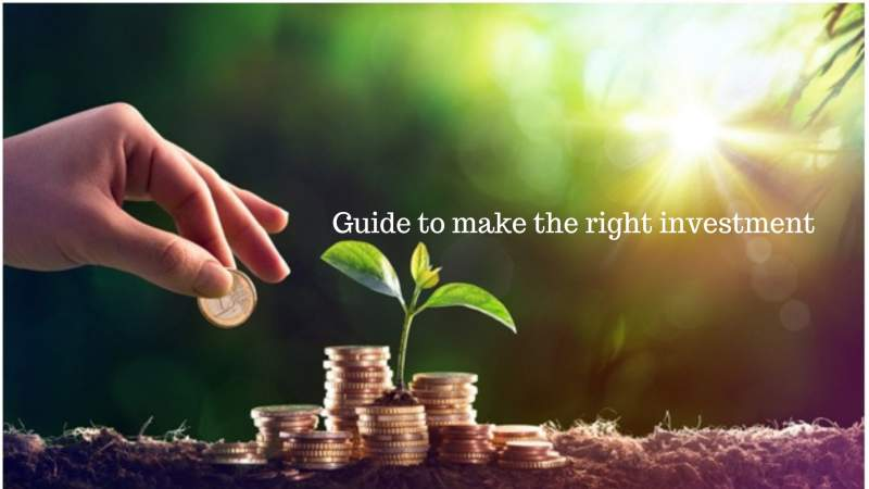 guide to make right investment
