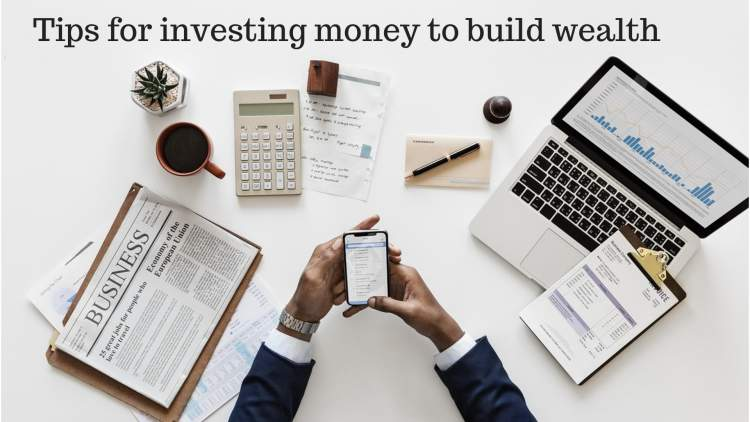 Investment to build wealth