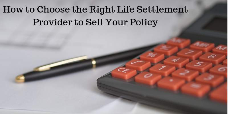 life settlement policy