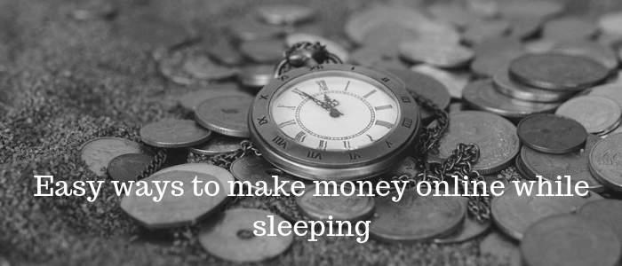 easy ways to make passive income