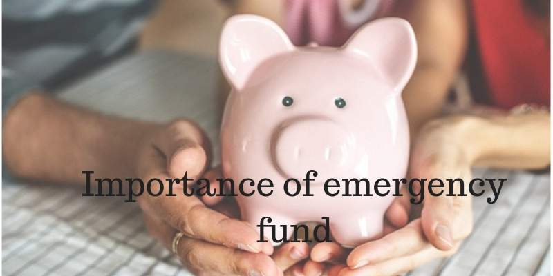 importance of emergency fund