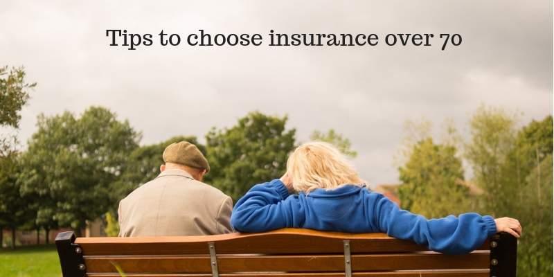 insurance over 70