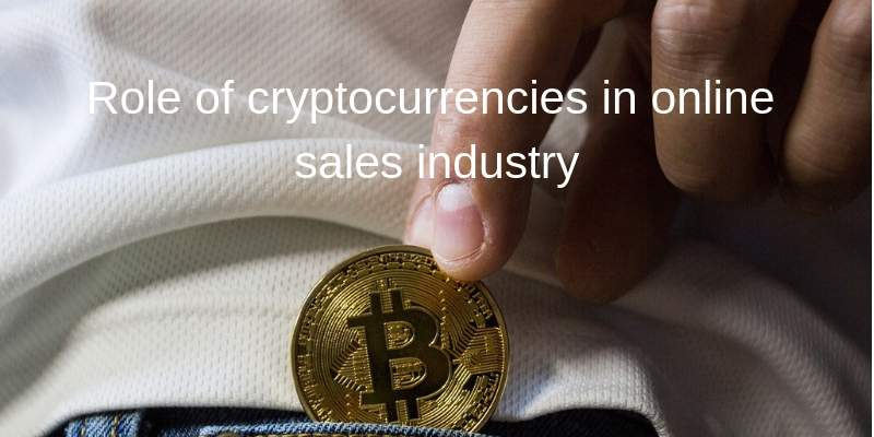 crypto in sales industry