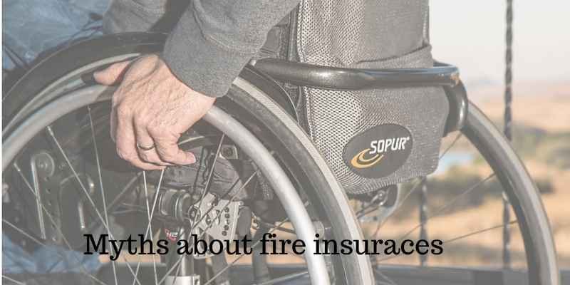 myth of fire insurances