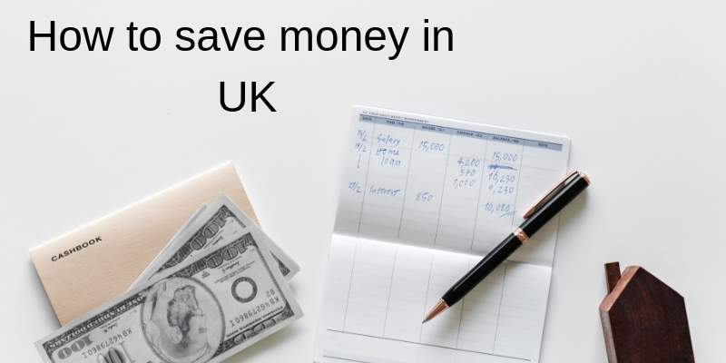 how to save money in uk