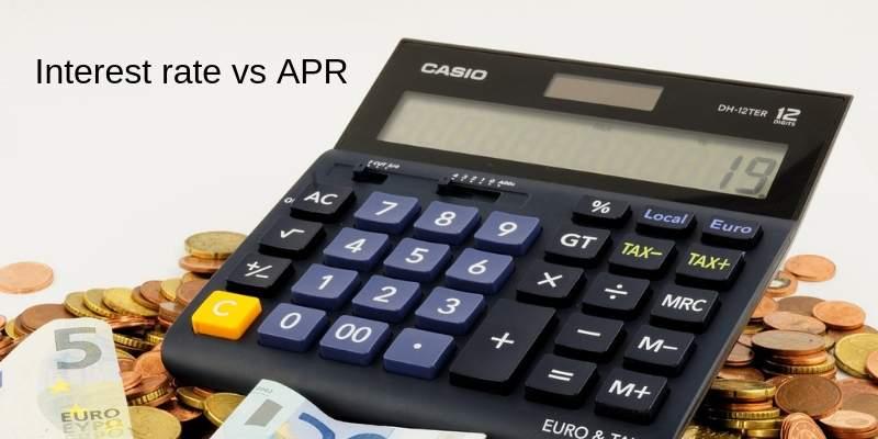 Interest vs APR